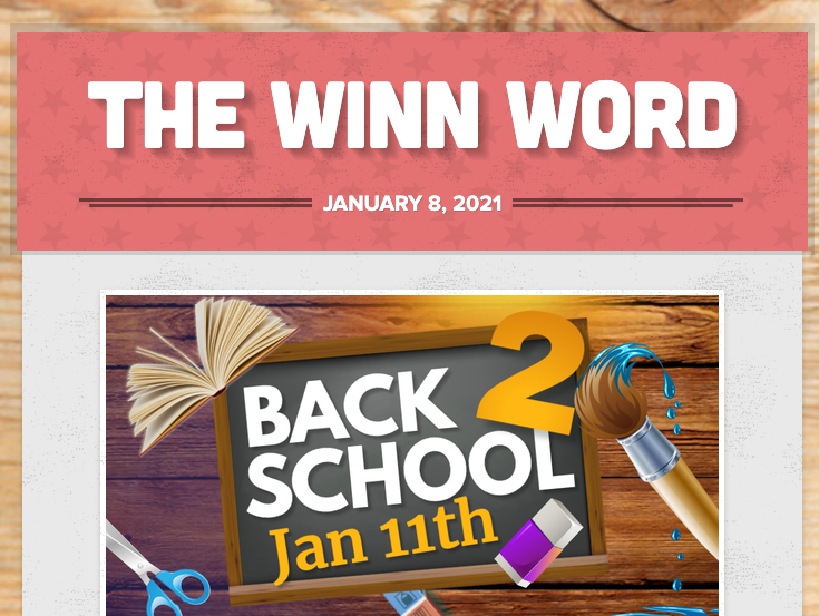 The Winn Word 1.8.21