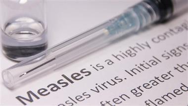 Measles Information From The Health Department